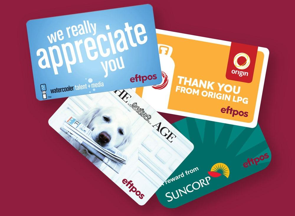 custom eftpos card examples