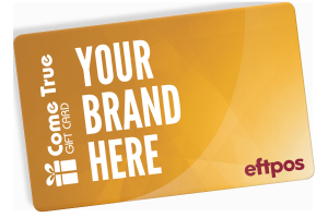 your-brand-here Eftpos card